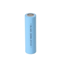 China 2500mAh 3.7V 18650 Rechargeable Lithium Ion Battery wholesale