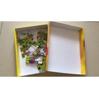 China Fancy Decorative Paper Packing Box Square Cardboard Box With Lid on sale