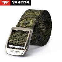 China 1.5 Inch Wilderness Tactical Belt Nylon Webbing Belt for Outdoor on sale