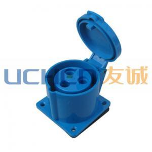 China IEC309 industrial plug/industrial plug socket 220v 16a wholesale