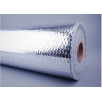 China Hot Sell House Aluminum Foil Bubble Thermal Wrap Insulation for Building wholesale