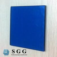 China Dark Blue tinted float glass 4mm 5mm 5.5mm 6mm 8mm 10mm 12mm wholesale