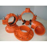 China Ductile Iron Grooved Fittings (SC06006) wholesale