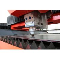 China 1000w Metal Laser Cutter / Custom Fiber Metal Laser Cutting Machine Water Cooling wholesale