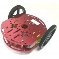 Buy cheap New 2WD Robot Chassis Car Chassis Platform for Arudino New Mini Round ROBOT from wholesalers