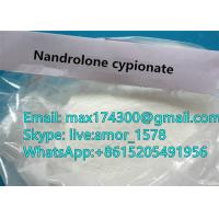 China Nandrolone Cypionate 99.8% purity CAS 601-63-8 Muscle Gaining Quick Effects 99% Assay wholesale
