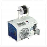 China Fast Speed Cable Binding Machine 220V 50Hz Easy Operation 405×320×320mm wholesale