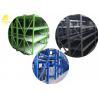China Waterproof Warehouse Racking System , Long Span Industrial Storage Racks wholesale