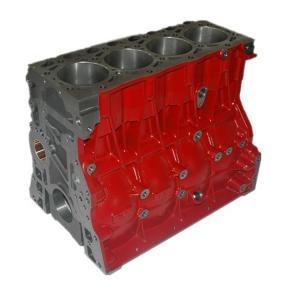 China Stainless Steel Genuine Cummins QSF 6 Diesel Engine Cylinder Block wholesale