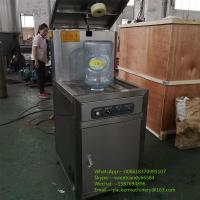 China New Design 5 Gallon Water Bottle Washing Machine , Aseptic Liquid cleaning Equipment wholesale