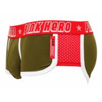 China Anti - Static Mens Designer Underwear Trunks , Mens Boxer Trunks For Sport wholesale
