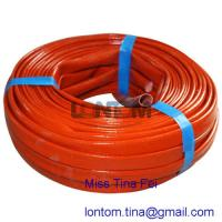 Buy cheap Silicone Rubber Fiberglass Sleeving from wholesalers