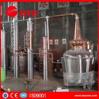 China Customized Industrial Alcohol Distillation Equipment Alcohol Still wholesale