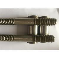 China Hot Press Alloy C 22 Nickel Alloy Fasteners DIN2.4602 UNS N06022 Bolt Nut Washer Thread Rod wholesale