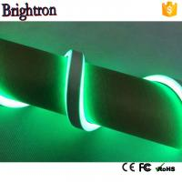 Hot sale in USA CE approved high quality Wire Rope Cable Strip Waterproof led neon 5050 RGB led neon flex 220v led neon
