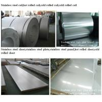 China COLD ROLLED STAINLESS STEEL COILS AND SHEETS 1.00MMX1219MMXCOIL - 304/2B/TRIM EDGE wholesale