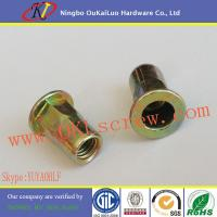China Threaded Inserts Rivet Nuts on sale