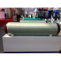 China Fiberglass Storage Steel Gas Cylinder , ECE R110 / ISO11439 Type 2 CNG Tank wholesale