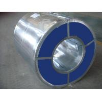China high surface finishing regular spangle hot dipped GI zinc coated steel coil/roll wholesale