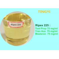 China Tri Deca 300 / Ripex 225 Anabolic Injection Steroids Light Yellow Transparent Liquid wholesale