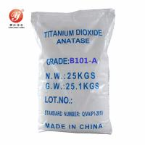 China Anatase Enamel Grade Titanium Dioxide Dispersion / Inorganic Chemicals B101 wholesale