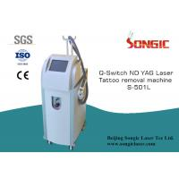China ND YAG Laser Tattoo Removal Machine for pigmented particles, age spots, birth mark wholesale
