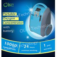 China wth battery mini portable oxygen concentrator on sale