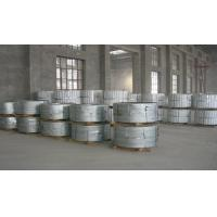 China Roof Panel Hot Dipped Galvanized Steel Strip , Zinc Coated Steel Strip Coil wholesale