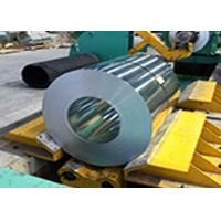 China 30-275g/sqm Hot Dipped Zinc Coated Galvanized Steel With Excellent Corrosion Resistance wholesale
