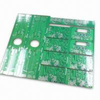 China Double-sided PCB with Fine Line, Measuring 480 x 600mm wholesale