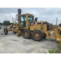 China 5 shanks ripper Used CAT 140H Motor Grader Caterpillar 3306 Engine on sale