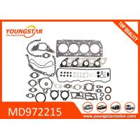 China Mitsubishi L-200 4D56  4D56T Full Engine Gasket Set MD972215 MD 977215 MD-972215 wholesale