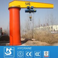 China Jib Crane with Electric Wire Rope Hoists wholesale