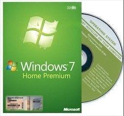China COA Sticker Windows 7 Pro OEM Key , Microsoft Windows 7 Home Premium Download on sale