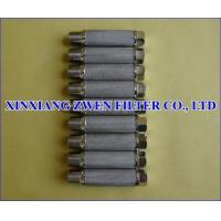 China Sintered Wie Mesh Filter wholesale