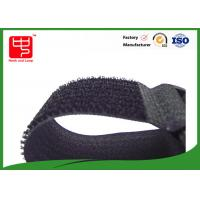 China 40mm Width one sided velcro strap , releasable cable ties Nylon / polyester Material wholesale