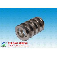 China 6 X 6 Rectangular Wire Helical Compression Springs High Stress Nickel Plating Surface wholesale