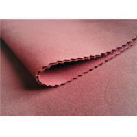 China Garment Dress Weft Knitting 75D Air Layer Fabric on sale