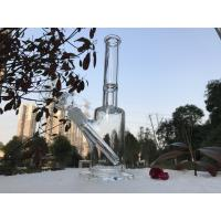China Mobius Smoking Hookah Glass Water Bongs In 18 Mm Female Joint 11.6 Inches wholesale