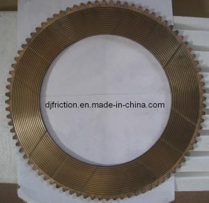 China Honomag Part 374908370Sinter Bronze Friction Disc on sale