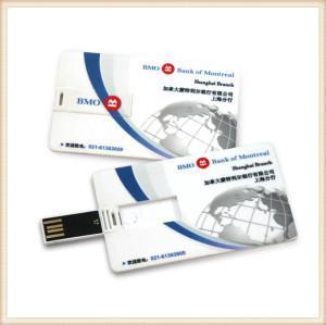 China Credit Card USB Flash Drive (EP023) wholesale
