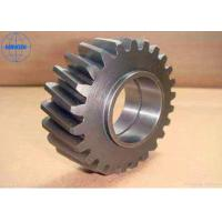 China 40-60HRC Hardness Single Helical Gear 0.5 - 12mm Modulus / Samll Spiral Gears wholesale