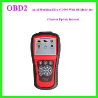 China Autel Maxidiag Elite MD704 With DS Model for 4 System Update Internet wholesale