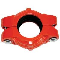 China UL&FM ductile iron grooved fitting wholesale