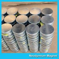China N50 Neodymium Super Strong Disc Magnet for Sleep Mask / Joint Product wholesale