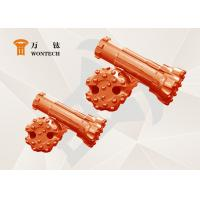 China Deep Rock Well Drilling Bits , Underground Drill Bits High Impact Rate wholesale