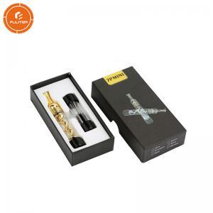 China E Cigarette Packaging Box Custom Liquid Vape Cartridge Case 0.19 Kg wholesale