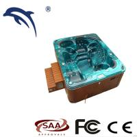 Buy cheap Balboa control system Ponfit SPA with air pump massage hot tubs outdoor spa from wholesalers