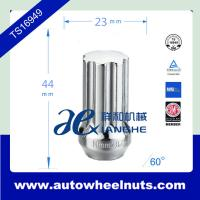 China Professional Colored M12 x1.5 Car / Auto Wheel Nuts Length 44mm , Hex 23mm wholesale
