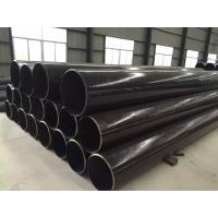 China ASTM A333 Grade 3 Alloy Steel Pipe / Welded Steel Pipe SCH 5 - SCH XXS Max 16000mm Length wholesale